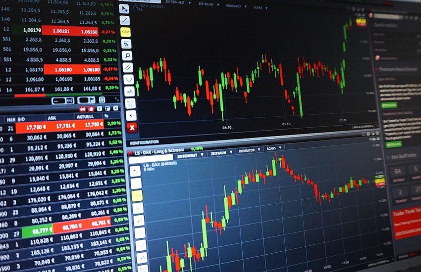 Aktien handeln und traden im Internet