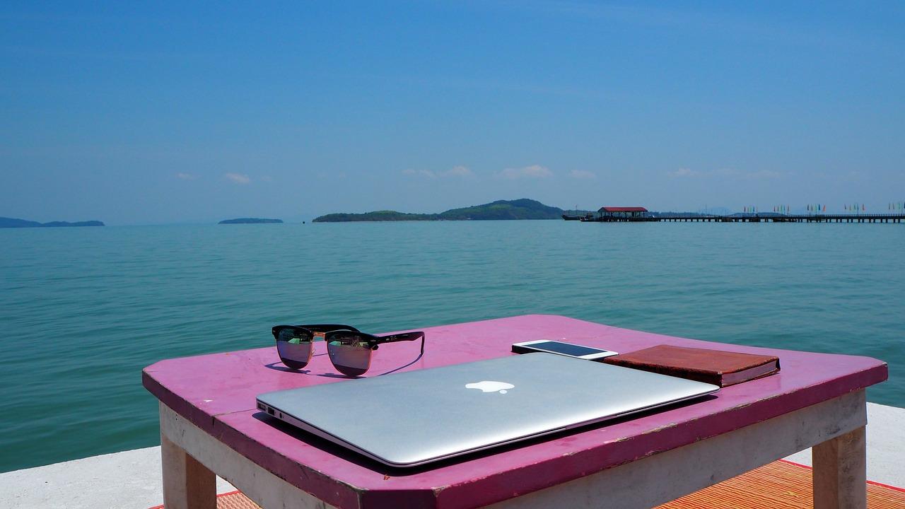Thailand Arbeiten als digitaler Nomade